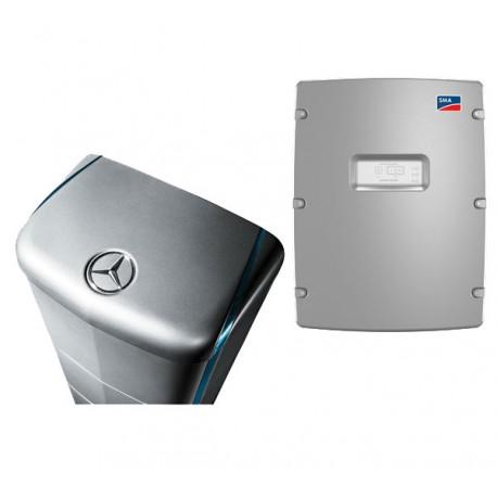 5 kWh Mercedes Benz Energiespeicher Home