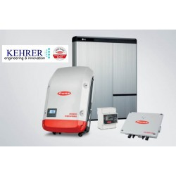 7kWh Fronius-LG-Speicher-System