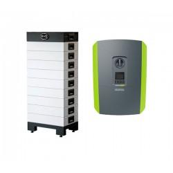 6.4kWh BYD-Energiespeicher und Kostal-Plenticore-Wechselrichter