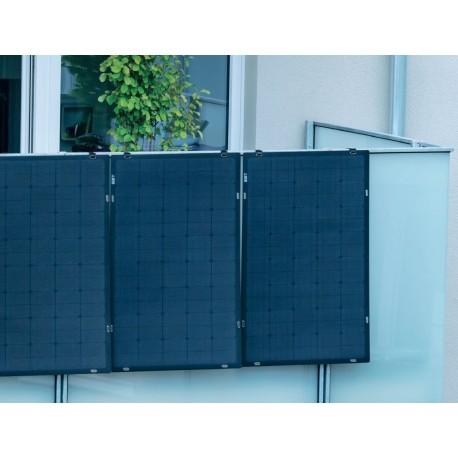 EET Lightmate B+ Balkonkraftwerk 315 Wp mit normalem Netzstecker zur Hausnetz-Einspeisung