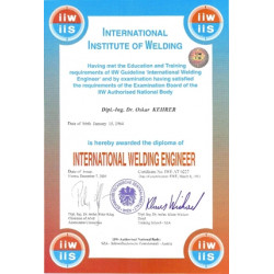 Externe Schweißaufsicht nach DIN-EN ISO 14731 als International Welding Engineer