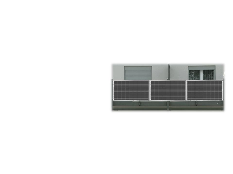 Balkonkraftwerk